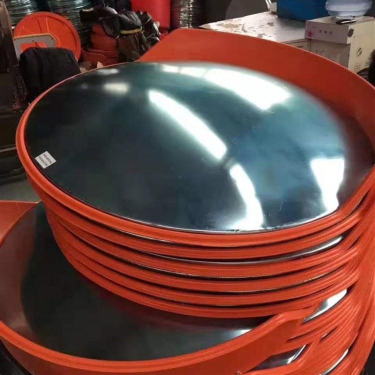河北大川批发道路广角镜 交安设施凸面镜生产