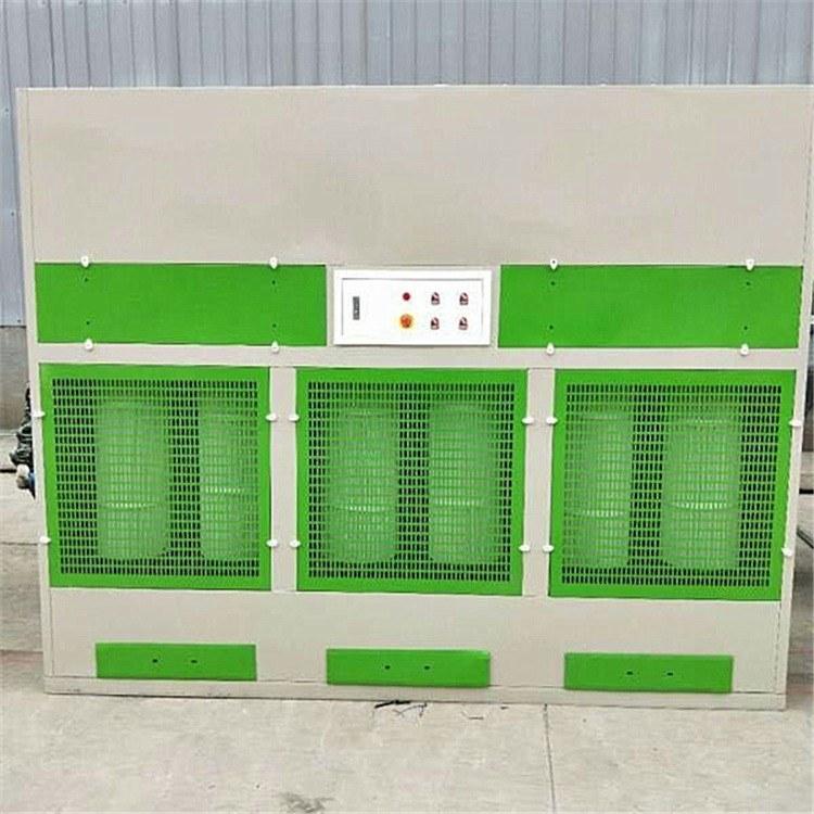 家旭环保供应干式打磨吸尘柜,脉冲式循环打磨柜 支持定制