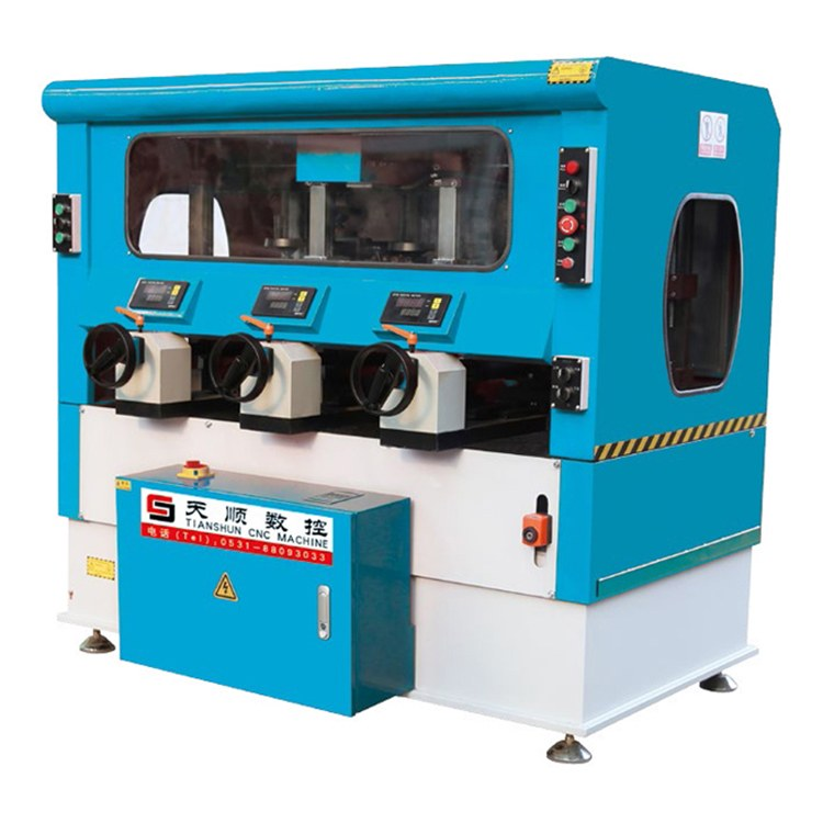 GY-280 滚压机复合机 断桥门窗设备生产厂家 老品牌值得信赖 济南天顺数控 厂家供应