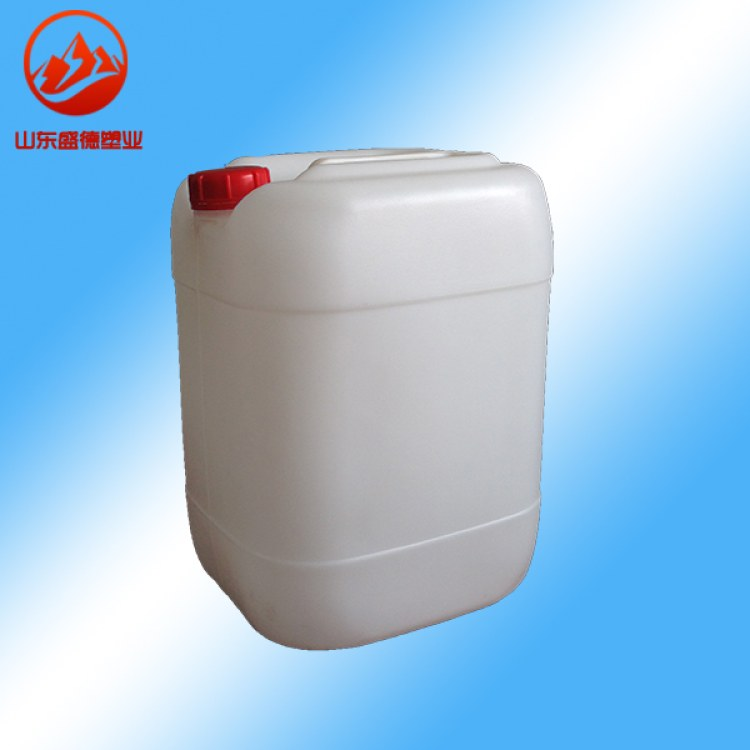图们市直销20公斤堆码桶20升闭口桶敦化市20L精细化工包装桶20千克塑料桶