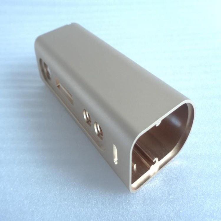 鑫前胜铝型材外壳定制 铝型材 电子烟铝合金外壳