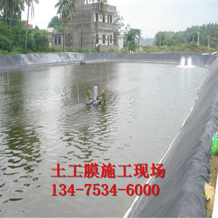 1.5mm高密度聚乙烯防渗土工膜厂家