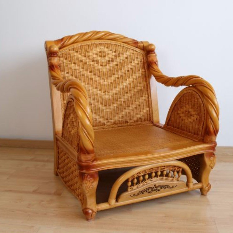 昌盛藤器 藤木家具厂家 成套藤木家具 中式藤木家具厂家直销