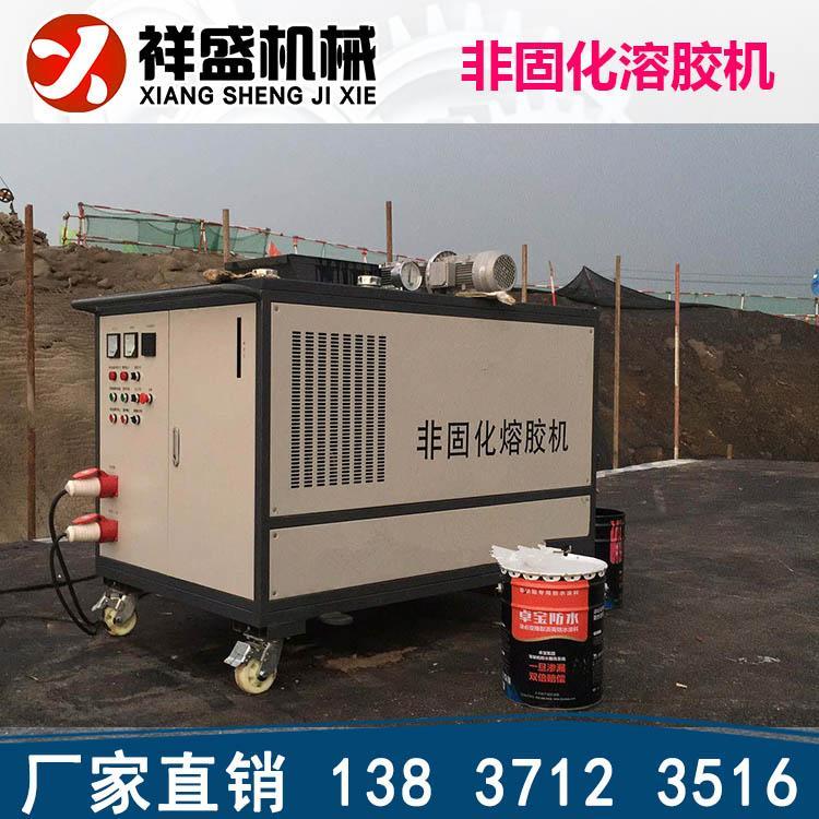 防水非固化喷涂设备电动溶胶机脱桶器优质服务