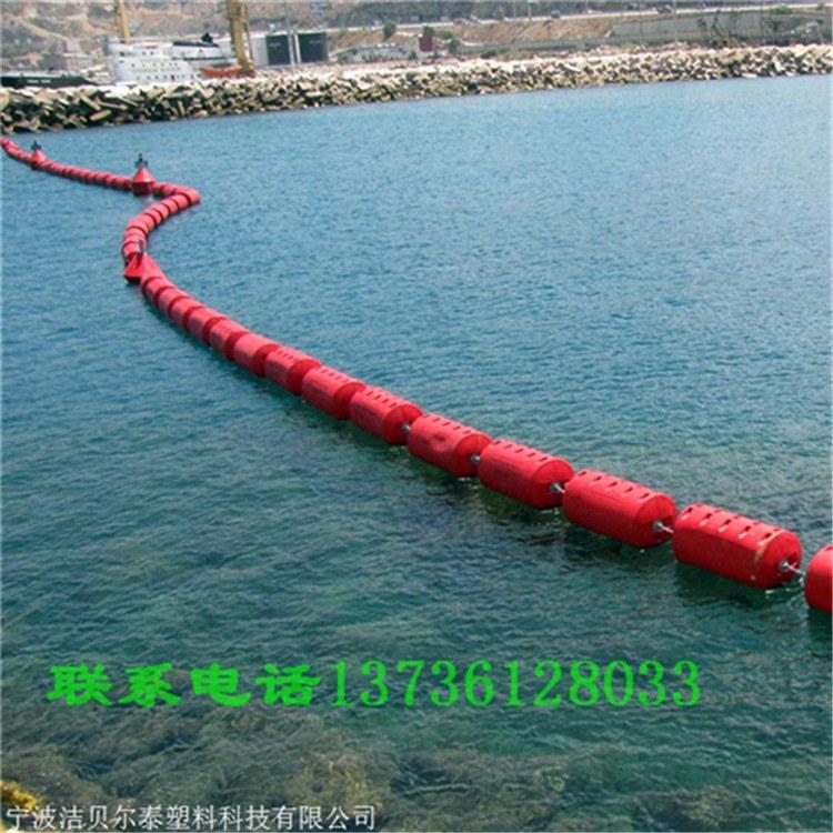 长江航道警示标志浮漂码头拦船浮标厂家批发