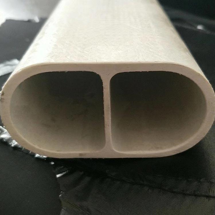 青海 玻璃钢拉挤型材空心管 玻璃钢拉挤型材U型拉挤型材 价格