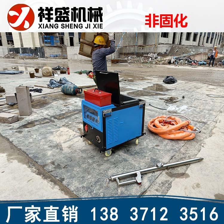 路面沥青防水设备电动溶胶机脱桶器供应价格