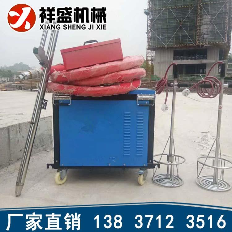 小型非固化喷涂机加热棒防水非固化喷涂设备采购