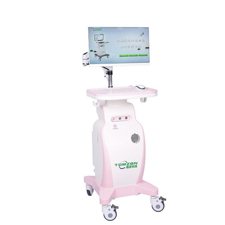 粉白色绿白色生物反馈治疗仪TZ5000效果如何 价格多少