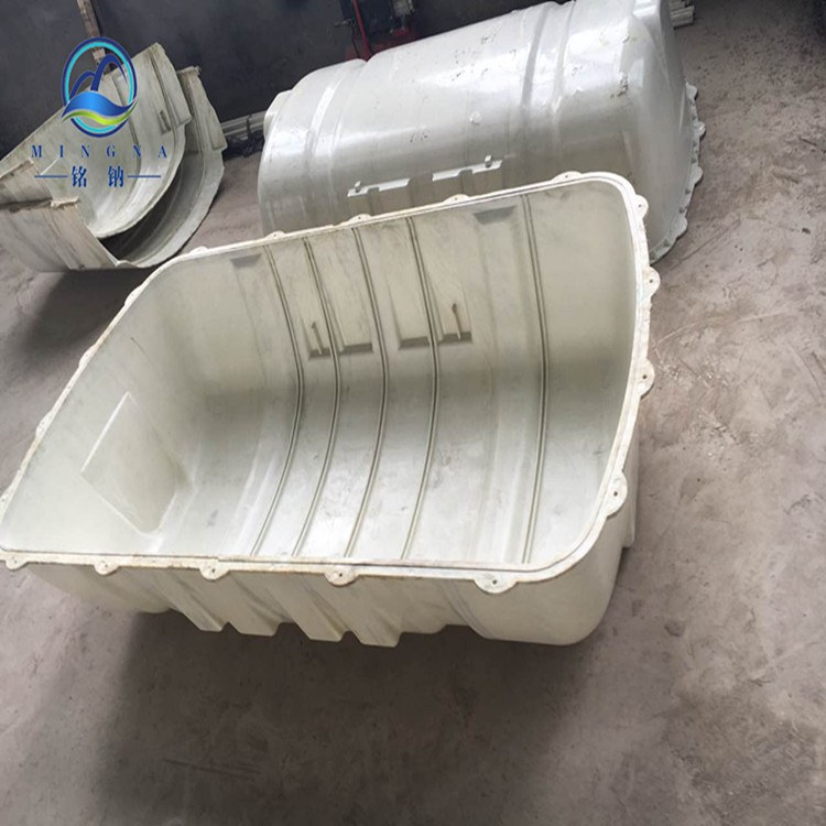 北京 缠绕玻璃钢化粪池 新农村旱厕改造化粪池 玻璃钢排污池隔油池