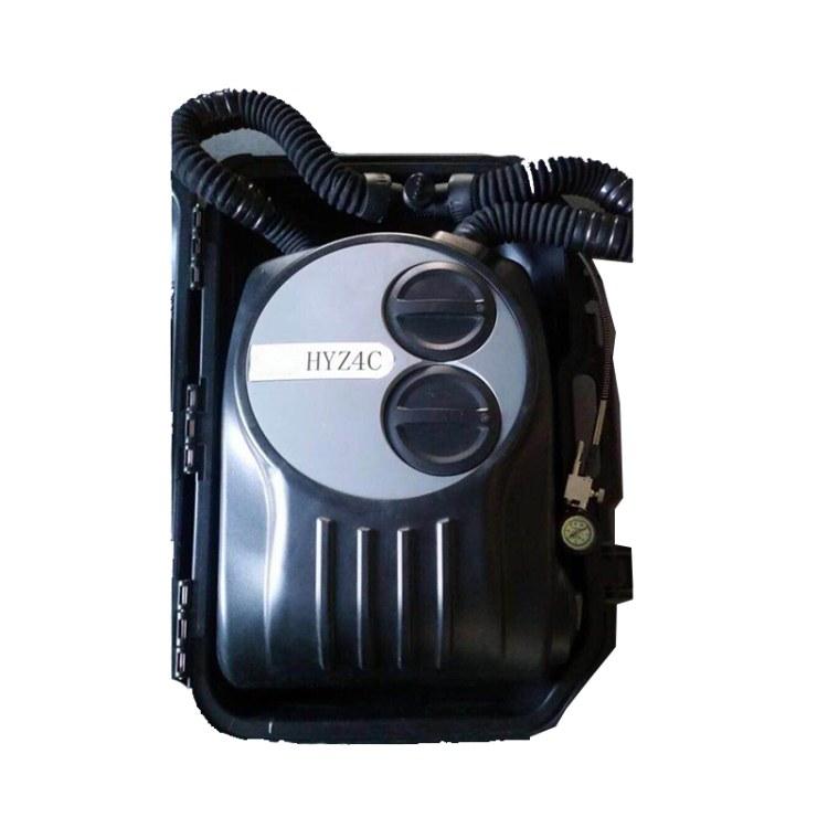 程煤隔绝式正压氧气呼吸器 逃生设备自救呼吸器直销