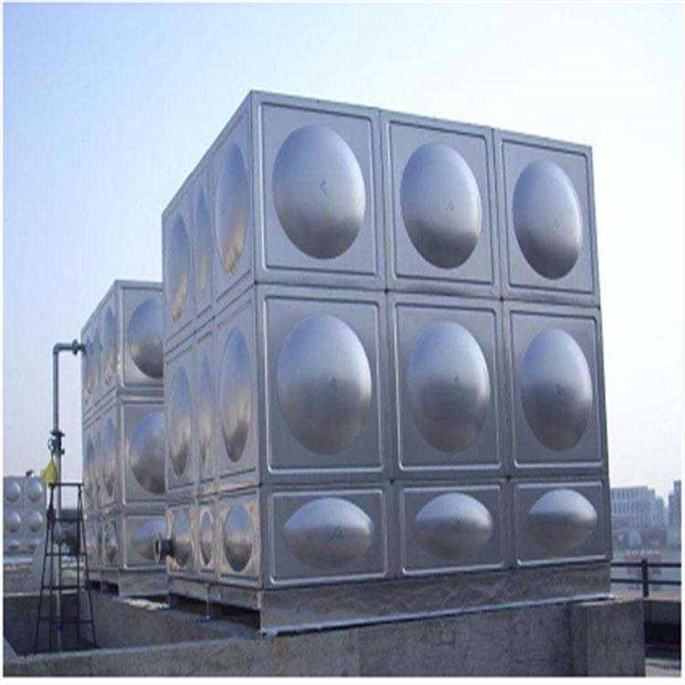 厂家按需定制,BDF地埋水箱,304不锈钢水箱,5吨不锈钢组合水箱