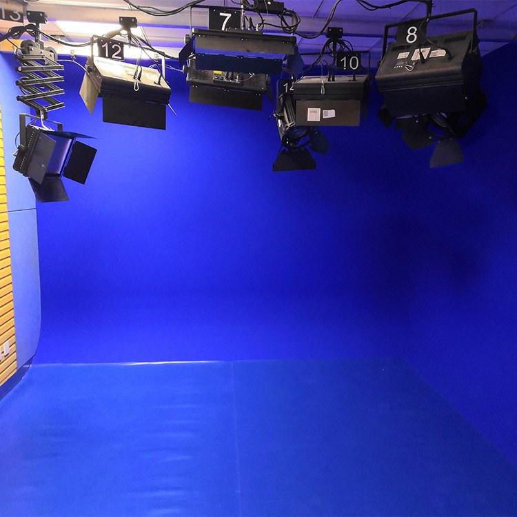 演播室工程厂家 虚拟演播室工程价格 演播室灯光系统安装 耀诺