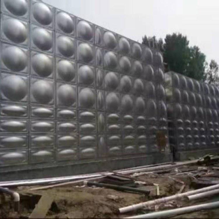 不锈钢水箱 不锈钢消防水箱生产厂家 价格优惠