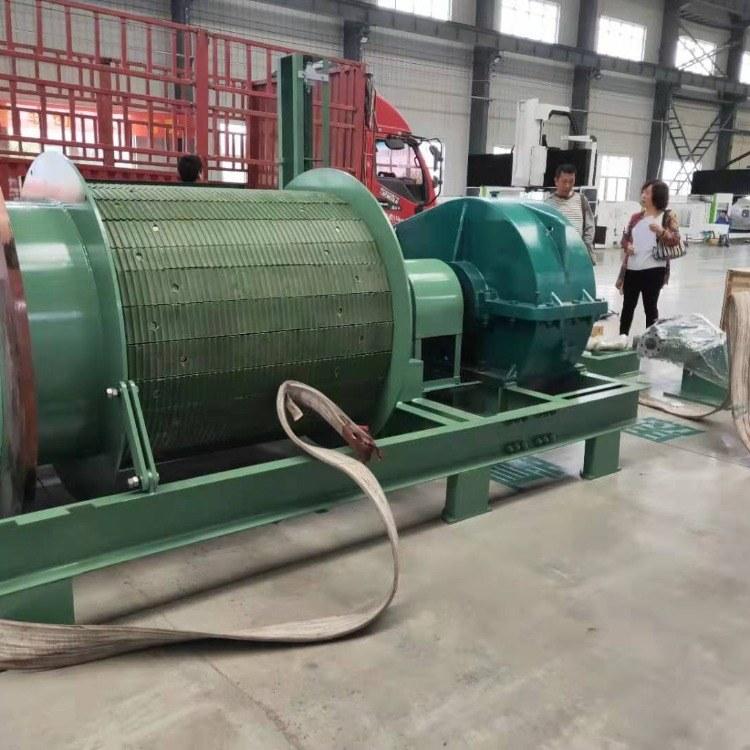 鹤壁星光矿机矿用提升机厂家矿山提升变频绞车 JK-3*2.2