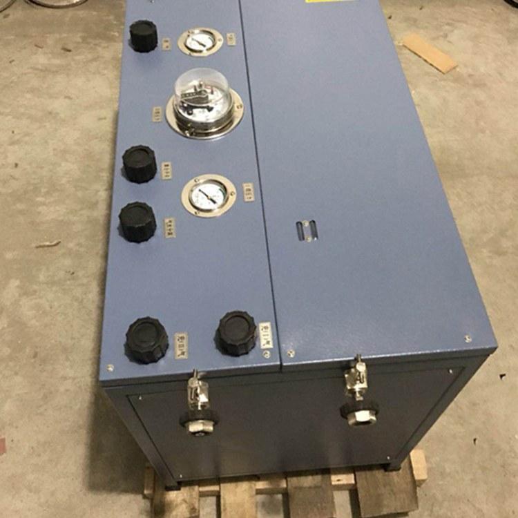 程煤氧气充填泵   氧气呼吸器空气充气机  小型便携压缩式氧气输送机