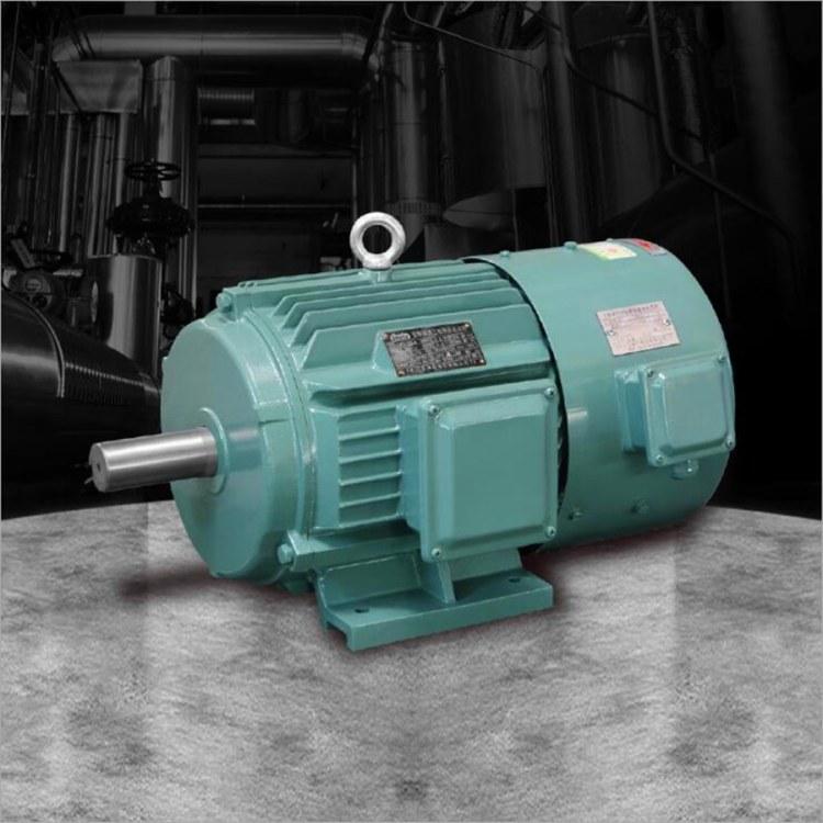 江苏高科 变频调速电机 YVF2-90S-6极 0.75KW 变频调速三相异步电动机