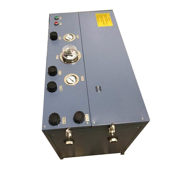程煤AE101A型氧气充填泵 小型高压气体充填泵 惰性气体正压充气泵
