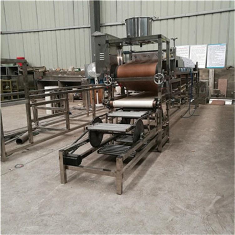 厂家直销新型绿豆粉皮机 专业生产全自动多功能红薯粉皮机