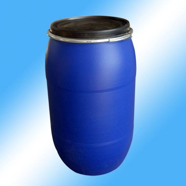 辽宁防水涂料用200升塑料桶  200L铁箍桶法兰桶200公斤大口塑料桶欣越生产厂家