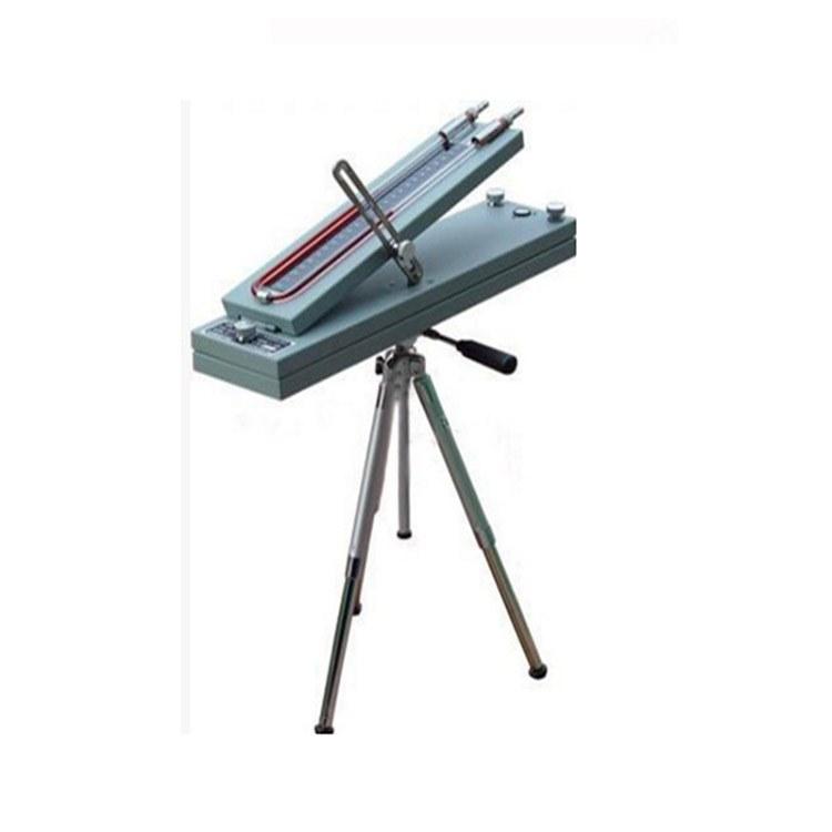 程煤AFJ-150型U形倾斜式压差计 气体表压差压测量仪  U型微压计  直销