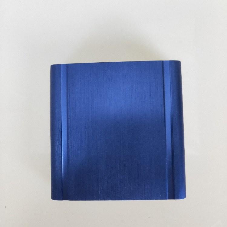 铝制品电源盒cnc铝合金外壳定制加工开关电源铝外壳led铝型材加工