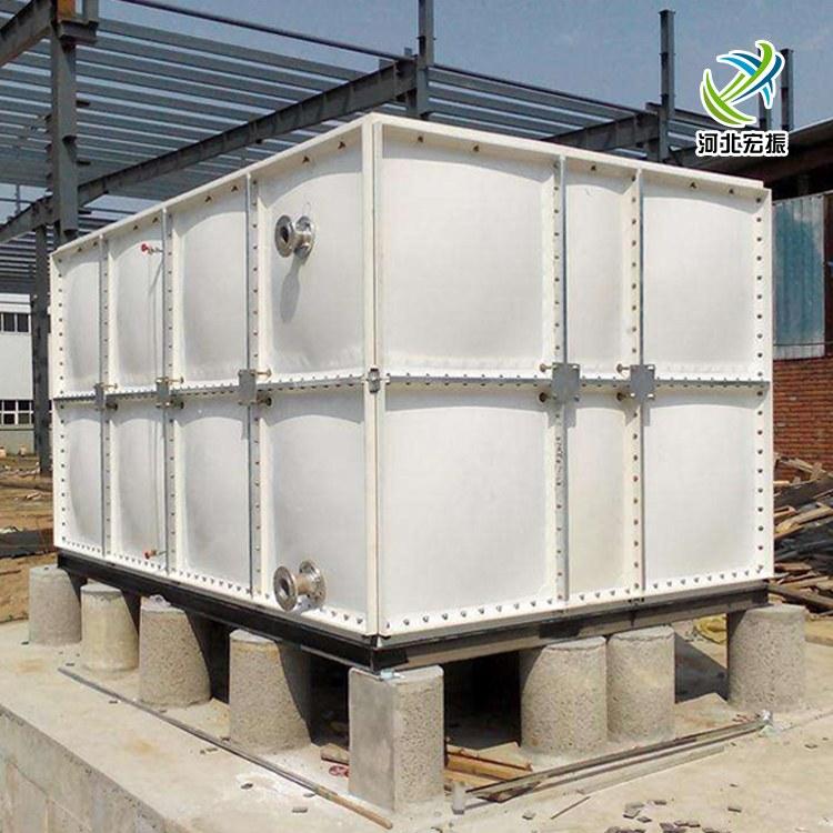 玻璃钢水箱 加工储水拼接式SMC组合式水箱