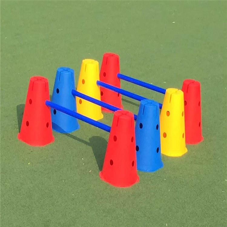 幼儿园玩具  儿童益智玩具 单元桶跨栏滚动轮胎 博康厂家