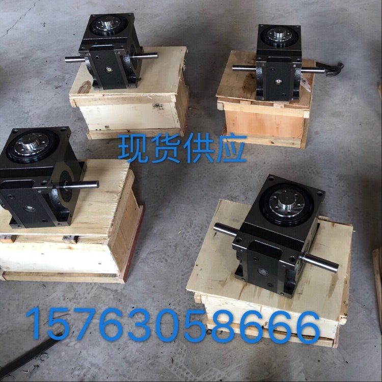 泽宇机械 法兰型45DF凸轮分割器 专业设计 品质保证 加工定制