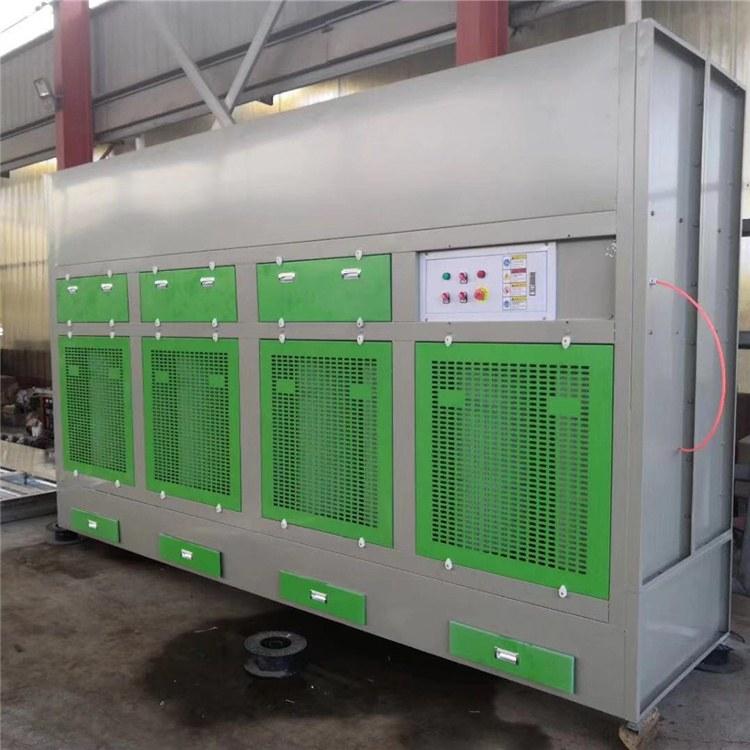 厂家直销创威打磨吸尘柜 脉冲式干式打磨除尘柜