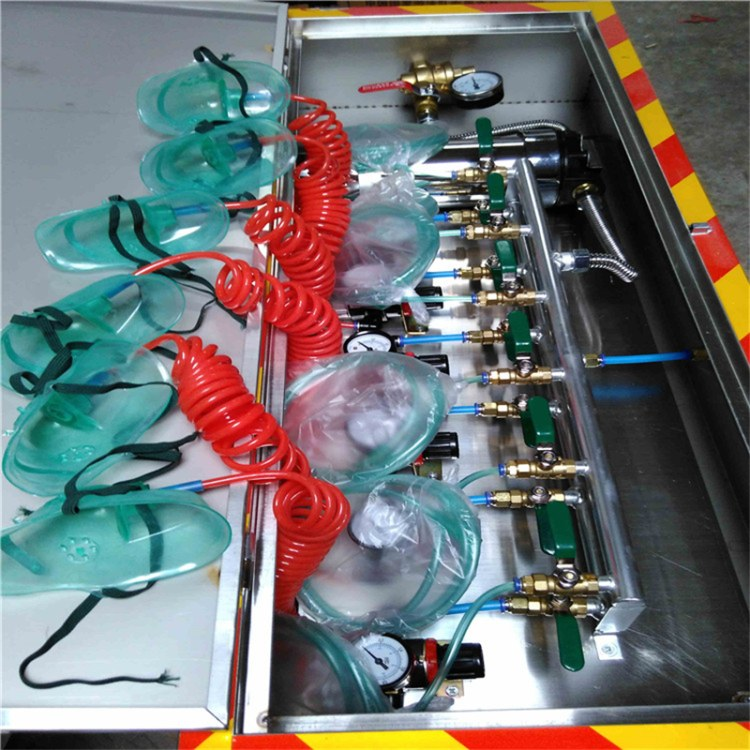 程煤矿井压风供水自救装置   箱式压风供水自救装置 ZYJ压风供水自救装置