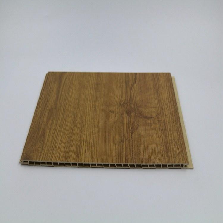 鸿运厂家直销竹木纤维集成墙板 速装墙板快装板 墙面装修背景墙效果 环保型装饰板