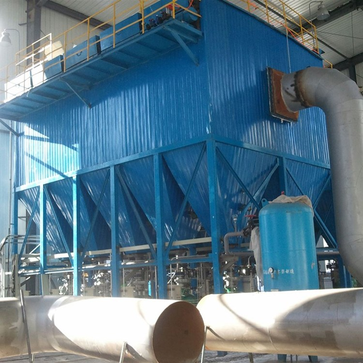 天达环保厂家出售 专业生产 脉冲袋式除尘器 高炉煤气干法脉冲型袋式除尘器