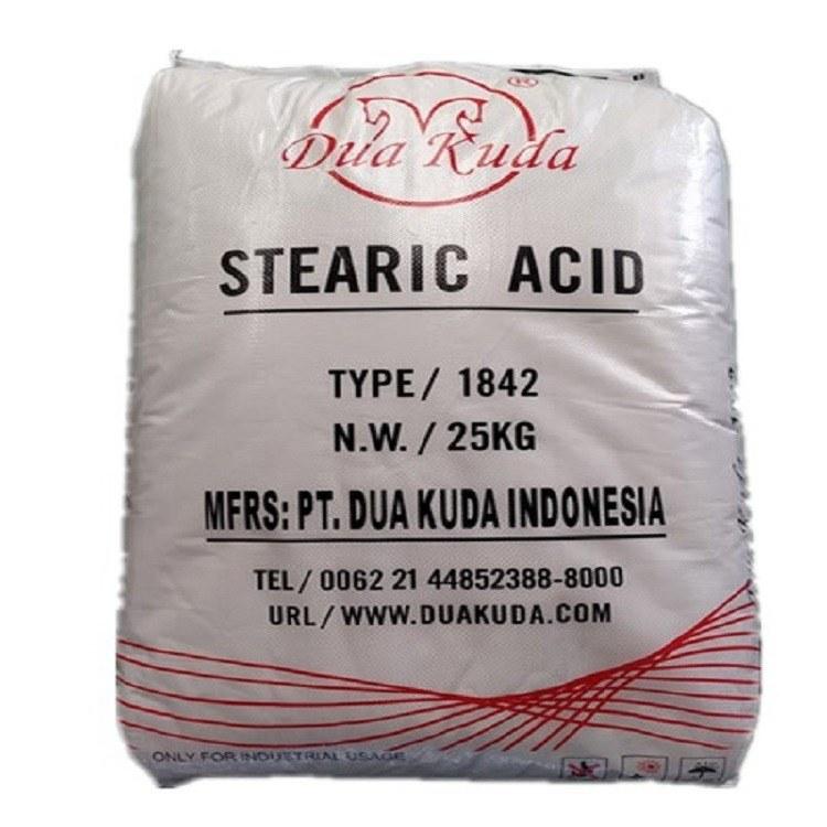 厂家直销印尼杜库达(dua kuda)产1842硬脂酸