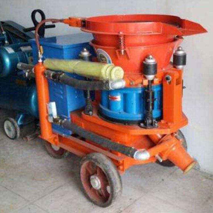 电动混凝土湿喷机 程煤7立方混凝土湿式喷浆机 防爆湿式喷浆机直销