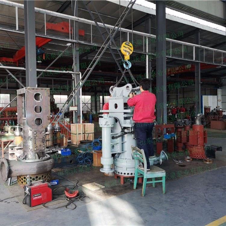 临沧挖掘机抽渣泵 液压吸泥泵 挖机清淤泵