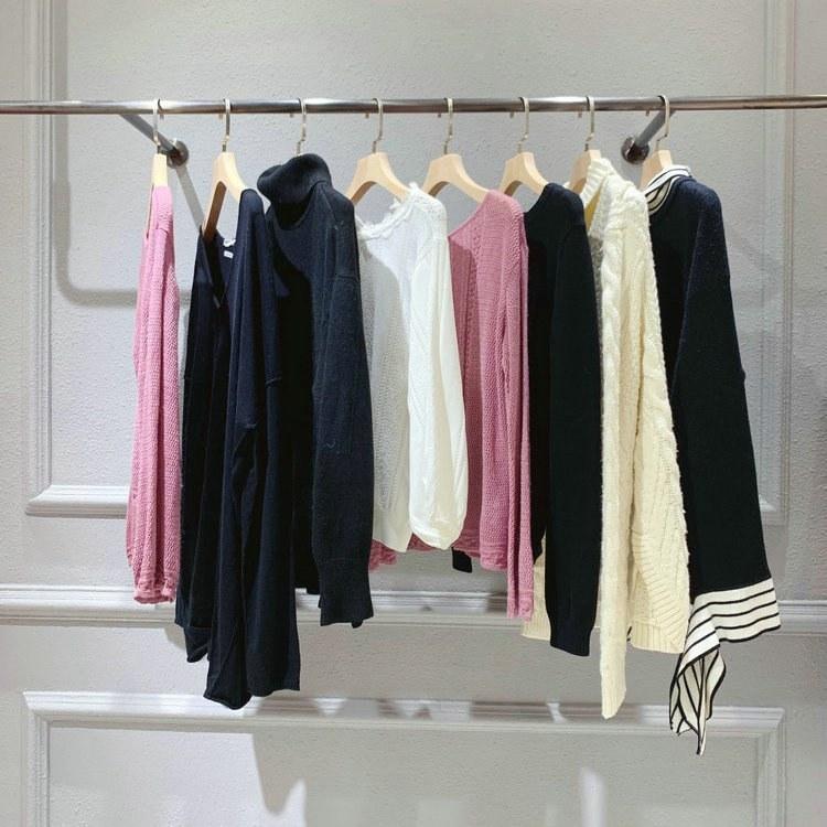 女人屋折扣品牌 网上衣服进货渠道 提供服装货源