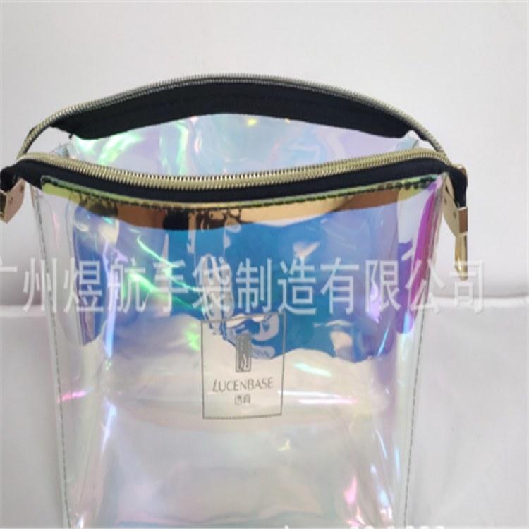 帆布化妆包/手拿式化妆包/斜纹化妆包厂家定制