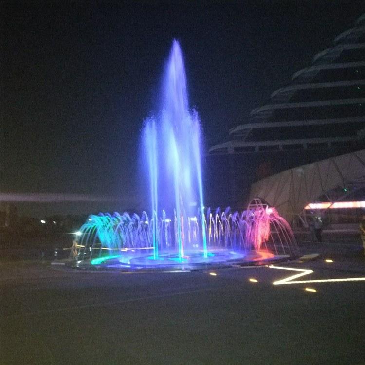 喷泉施工建设厂家 音乐喷泉设备公司 创荣园林