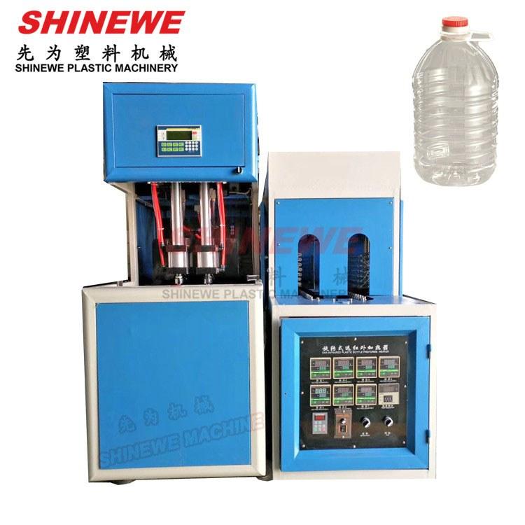 吹瓶机-酱油瓶功能饮料瓶吹瓶机-SHINEWE-黄岩吹瓶机