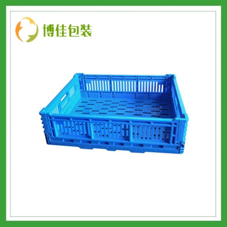 济南塑料折叠筐 生产厂家 价格