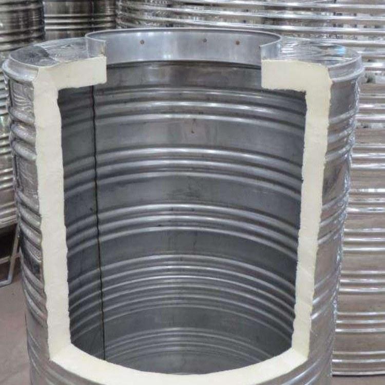 吉林直销大型电伴热保温不锈钢水箱