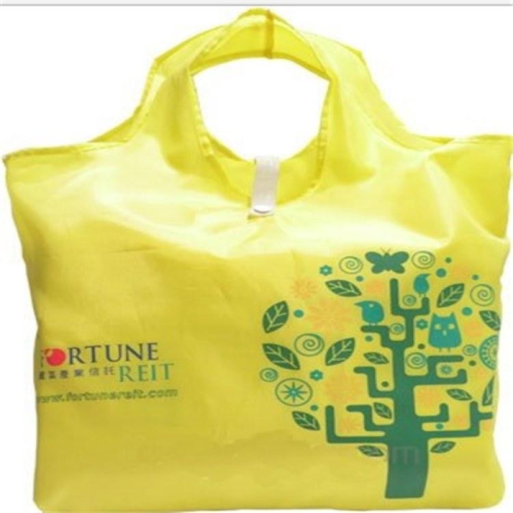 涤纶折叠袋 方便环保布袋