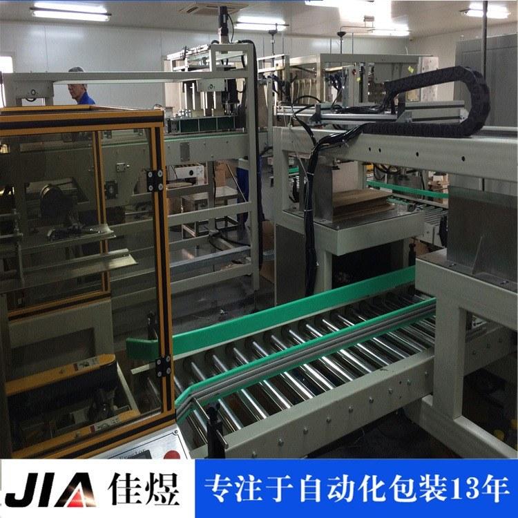 JIAPACK/佳煜 供应热销自动装箱机产品 好品质侧推式装箱机质量经久耐用
