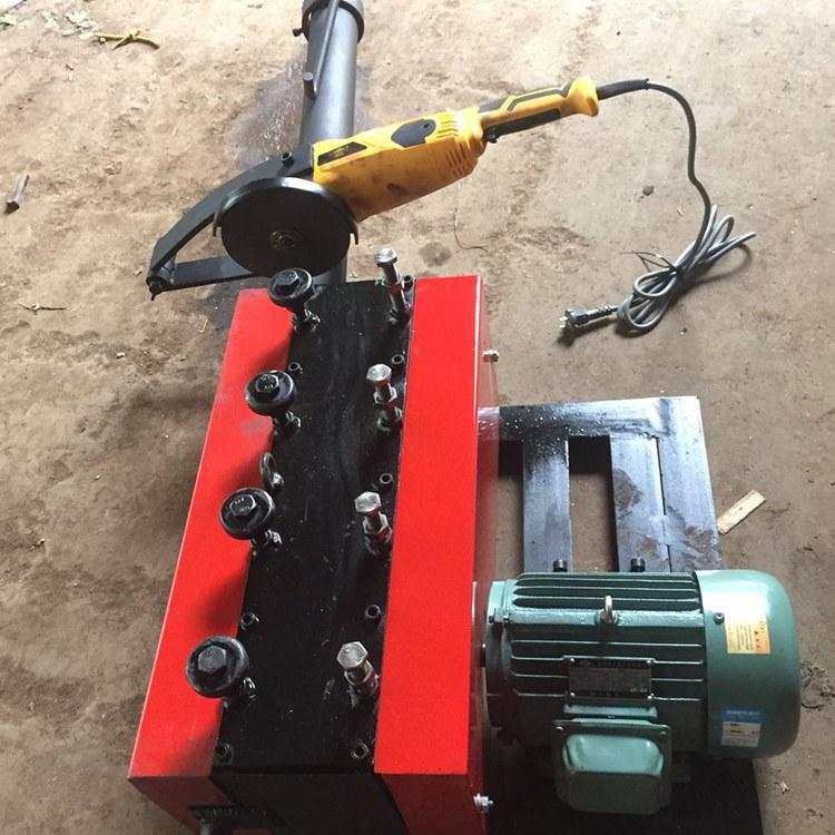 程煤穿线机 预制梁钢绞线下料穿索机 预应力钢绞线穿束机
