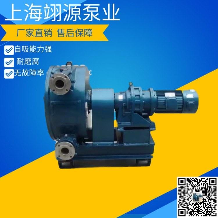 无堵塞无泄漏自吸泵 工业蠕动软管泵 颗粒浆挤压泵 现货充足