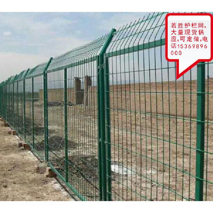 花园围网,护栏网现货,护栏网厂家直销,桃型柱护栏网现货