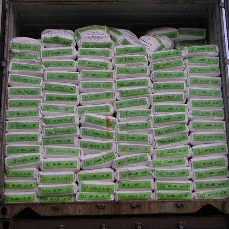 浩森化工 进口智利硼酸 含量99.9 山东出售