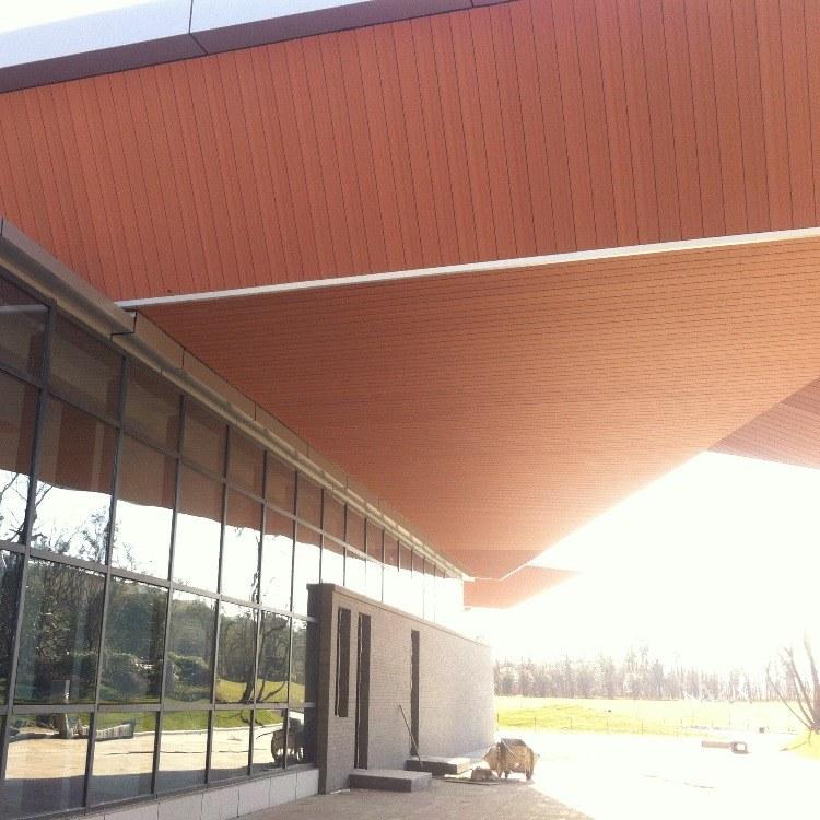 红树林木塑厂家 河南木塑墙板 轻钢别墅外墙板 新型节能别墅外墙装饰面板