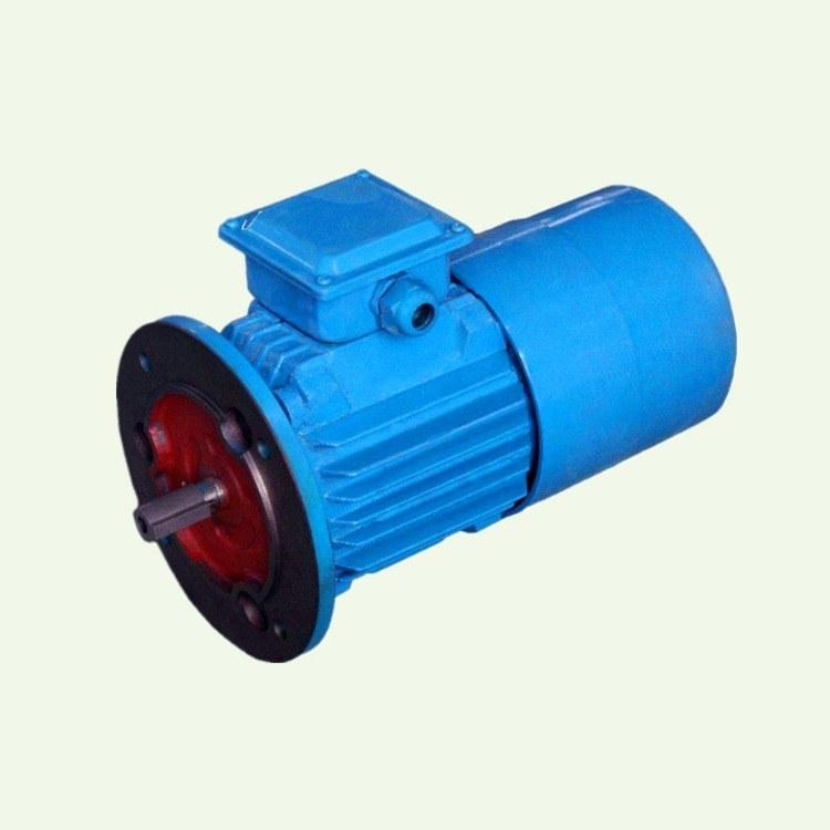江苏高科  电磁制动电机  厂家直销  YEJ-80M1-2-0.55kw  电磁制动三相异步电动机
